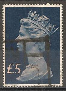 Great Britain #MH176 F-VF Used CV $4.00 (ST584)