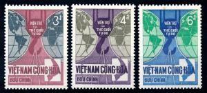 [65487] Vietnam South 1966 Free World Aid  MNH