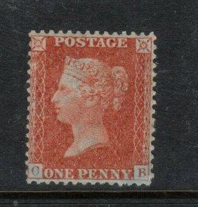 Great Britain #16 Very Fine Mint Original Gum Hinged