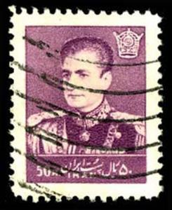 IRAN 1123  Used (ID # 22943)