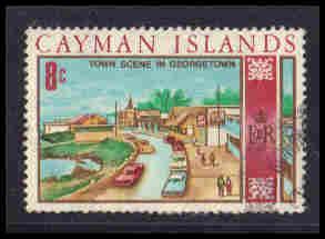 Cayman Islands Used Very Fine ZA7198