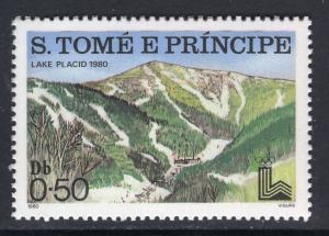 Sao Tome and Principe 567 MNH VF