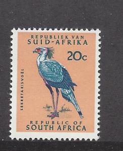 South Africa, 340, Bird Single,**MNH**