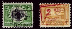Haiti SC#262-263 Mint F-VF...A World of Stamps!