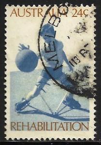 Australia 1972 Scott# 525 Used