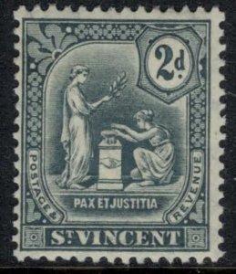 St. Vincent #100*  CV $6.50
