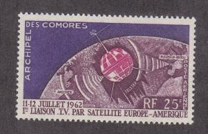 Comoro Islands #C7 MH