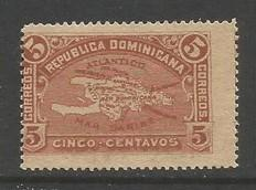 Dominican Republic 115 MNG MAP Z4836-3