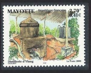 Mayotte Ylang-ylang Distillery 1v SG#114