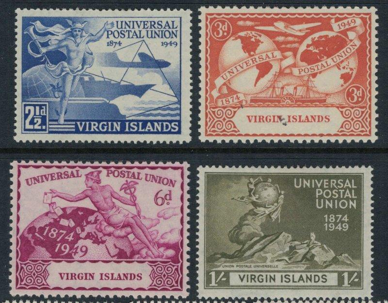 Virgin Islands #92-5* CV $2.60