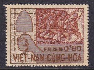 Vietnam, South (1966) #294 MNH; stock photo