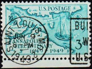 U.S.A. 1949 3c S.G.981 Fine Used