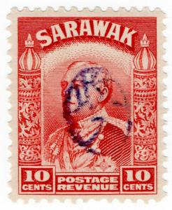 (I.B) Sarawak Revenue : Japanese Occupation OP 10c