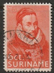 Suriname 1933 Sc 141 used