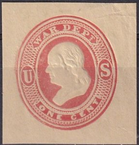 US #WO46 F-VF Unused  CV $4.50 (K2509)