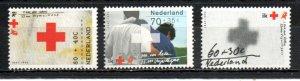 Netherlands B665-B667 MNH