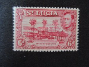St. Lucia #119 Mint Never Hinged WDWPhilatelic (H6L7)