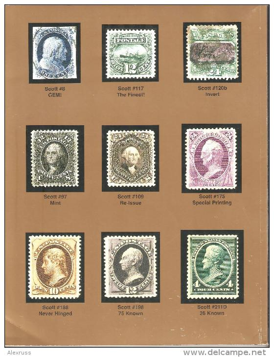 Gary Posner inc 2005 Public Auction Catalog # 7 mostly US Postage,VF