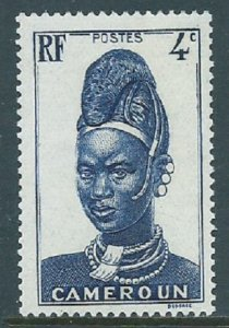 Cameroun, Sc #227, 4c MH