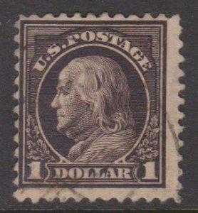 USA Sc#518b Used