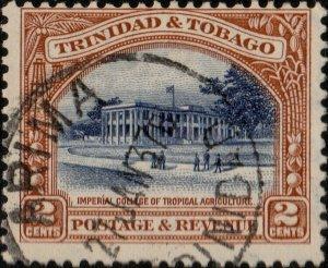 TRINIDAD & TOBAGO 1937 (Jan 27)  ARIMA / TRINIDAD  CDS on SG231a - Ref.830ze
