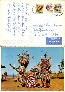Kenya Uganda & Tanganyika, Picture Postcards, Seashells
