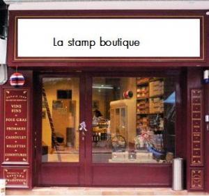 La stamp boutique