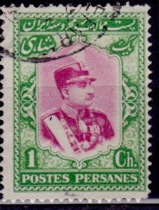 Iran, 1929, Reza Shah Pahlavi, 1ch, sw#580, used