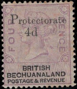 Bechuanaland 1888 SC 64 Mint SCV $475.00
