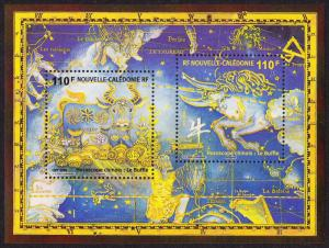 New Caledonia Chinese New Year of the Ox MS SG#MS1465 MI#Block 42