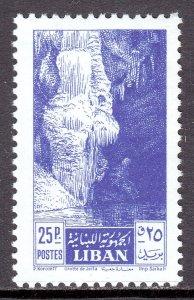 Lebanon - Scott #294 - MH - Tiny thin UL corner - SCV $4.75