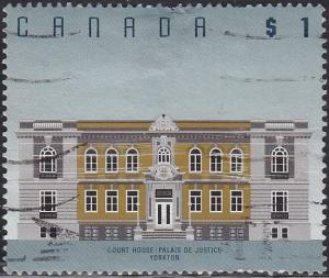 Canada 1375 Used 1994 Architecture Definitives $1.00