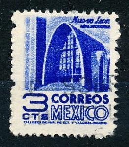 Mexico #856 Single Used