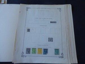 Ecuador 1865-1938 on Yvert Album Pages