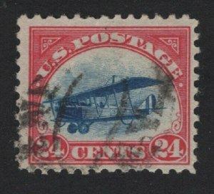 United States USED Scott Number C3  F-VF    -  BARNEYS