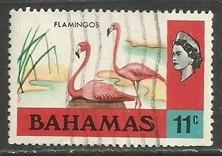 BAHAMAS 322 VFU BIRD Q429-6