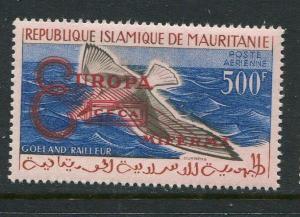 Mauritania #C16 Type 1 Overprint MNH