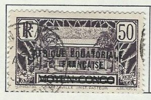 French Equatorial Africa  used SC 20