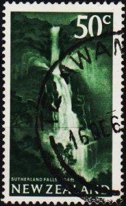 New Zealand. 1967 50c S.G.860 Fine Used