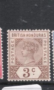 British Honduras SG 53 MOG (6dmk)