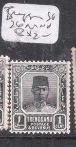 Malaya Trengganu SG 26 MNH (10dme)