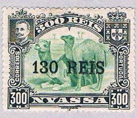 Nyassa 41 MLH Camels 1903 (BP36929)