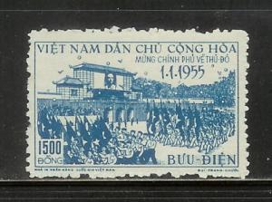 North Vietnam 29 MNH Return of Governmant to Hanoi (A)