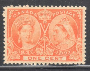 Canada #51 Mint XF NH Jubilee $120.00 -- Perfect Centering