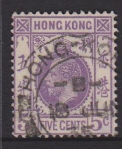 Hong Kong Sc#134 Used