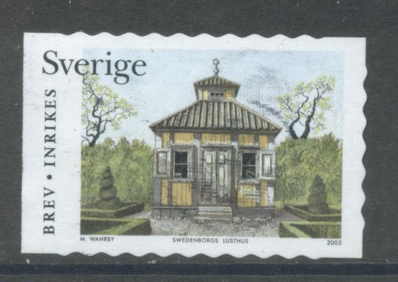 Sweden 2464a  VF Used (1)