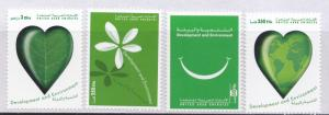 UNITED ARAB EMIRATES  2002 WORLD  ENVIRONMENT DAY ALL MNH