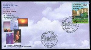347-348 UN - Geneva In Memoriam OFDC