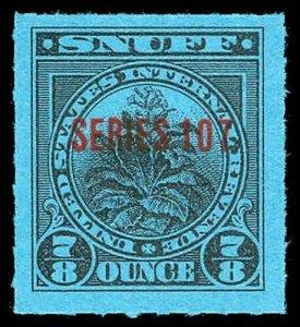 U.S. REV. TAXPAIDS-SNUFF TE504a  Mint (ID # 76553)