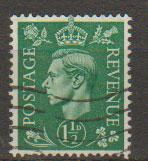 GB George VI  SG 505 Used